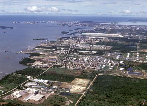 ¿Es factible la construcción de un puente hacia la Isla de Margarita? Gal5-03
